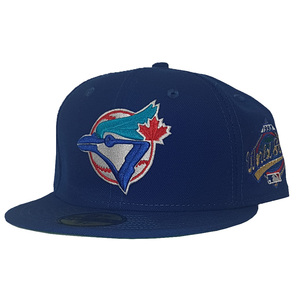 Toronto Blue Jays Cooperstown '93 World Series Fitted Cap by New Era