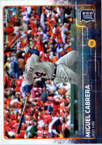 Photo of 2015 Topps Update #US28 Miguel Cabrera