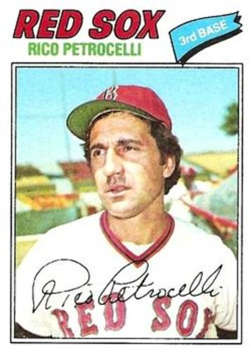 Photo of 1977 Topps #111 Rico Petrocelli