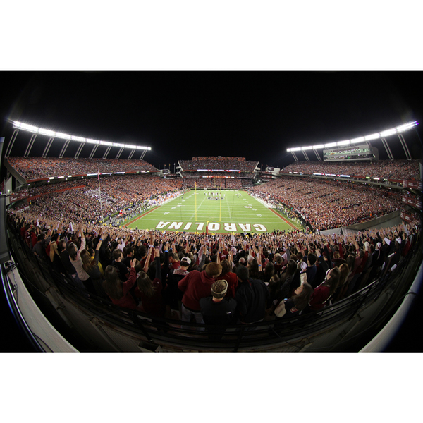 Gameday Tour of Williams-Brice Stadium - South Carolina Football vs. Vanderbilt 10/28 (3 of 5)