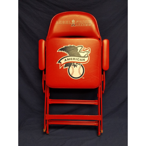 Photo of Angels Visitors Clubhouse Chair