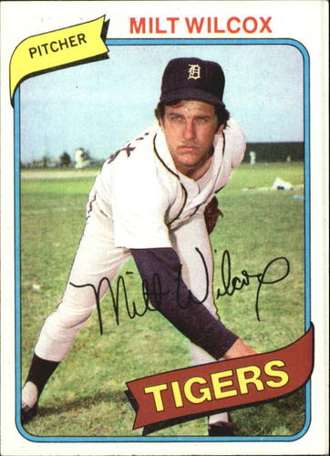 Photo of 1980 Topps #392 Milt Wilcox