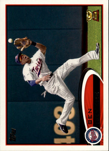 Photo of 2012 Topps #292 Ben Revere