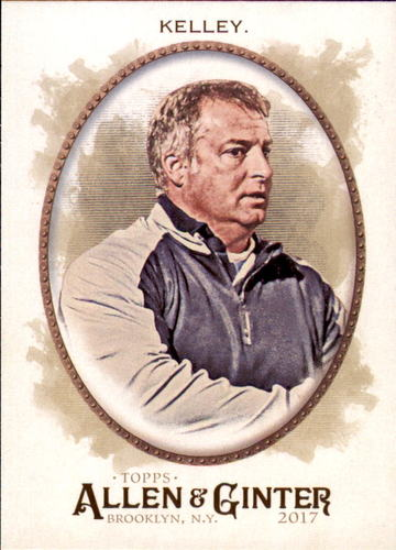 Photo of 2017 Topps Allen and Ginter #263 Kevin Kelley CO