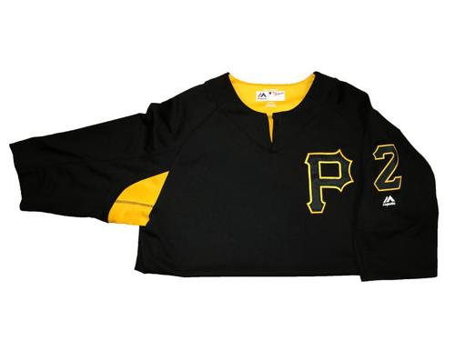 Photo of #2 Team-Issued Batting Practice Jersey