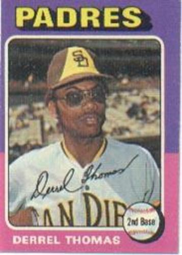 Photo of 1975 Topps #378 Derrel Thomas