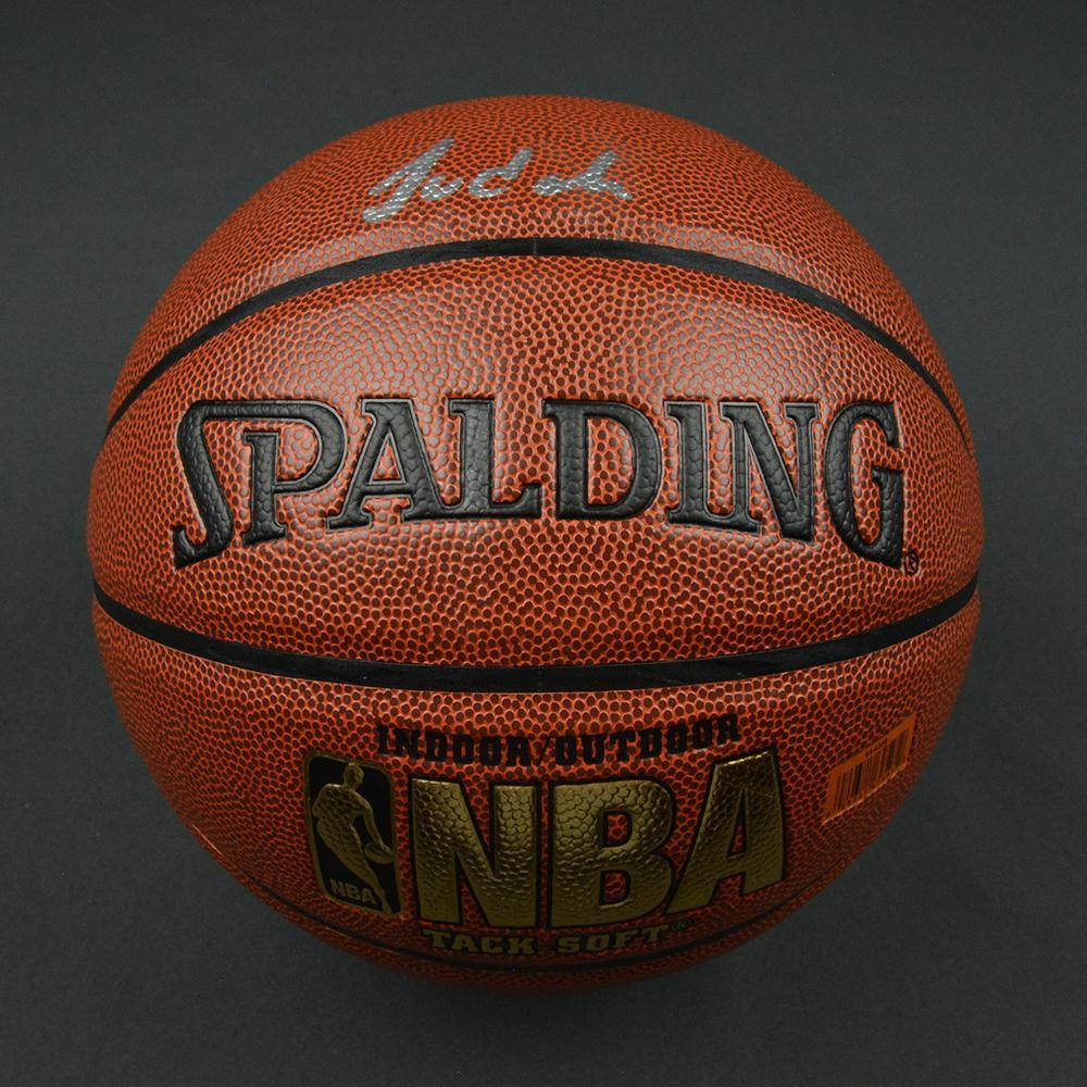 Jonathan Isaac - Orlando Magic - 2017 NBA Draft - Autographed Basketball