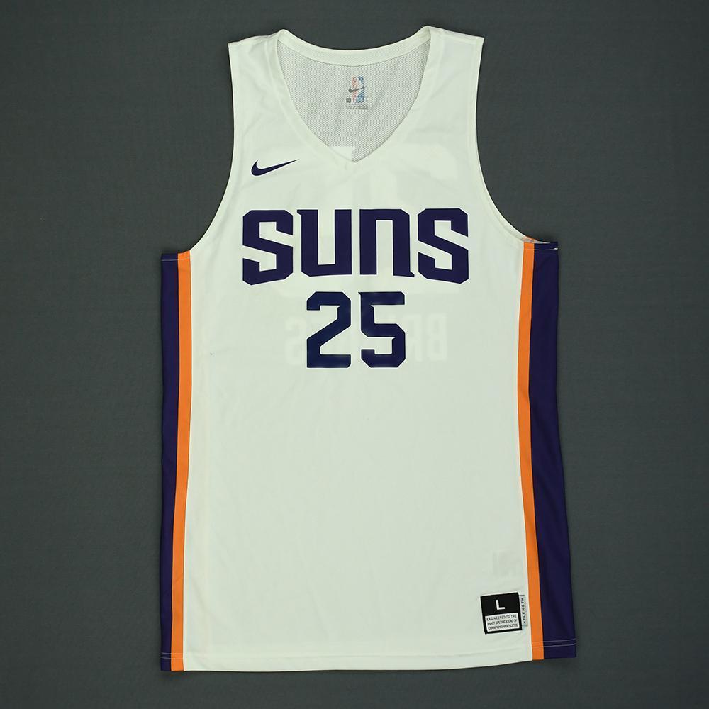 Mikal Bridges - Phoenix Suns - 2018 NBA Summer League - Game-Worn Jersey