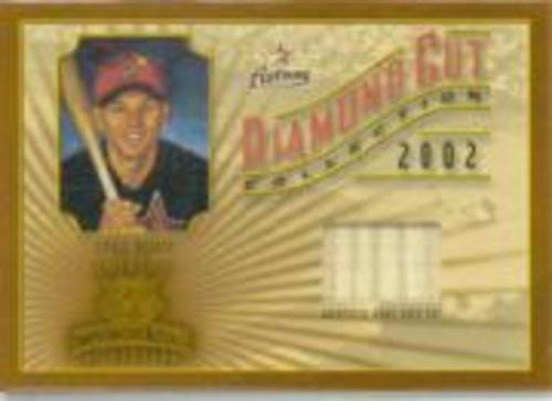 Photo of 2002 Diamond Kings Diamond Cut Collection #DC83 Craig Biggio Bat/500