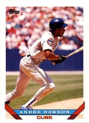 Photo of 1993 Topps #265 Andre Dawson