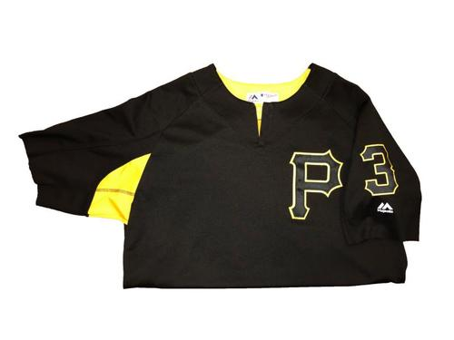 Photo of #3 Team-Issued Batting Practice Jersey