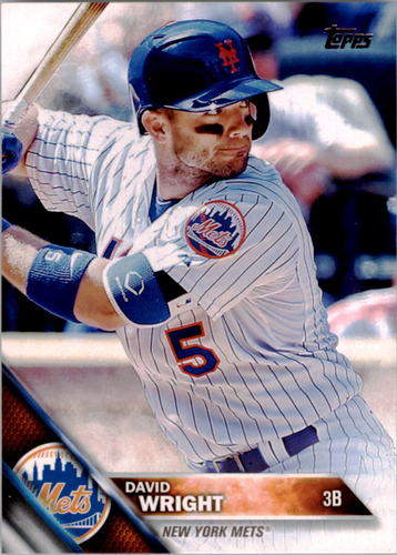 Photo of 2016 Topps #310 David Wright