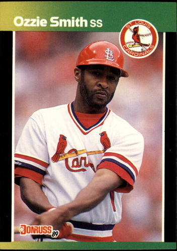 Photo of 1989 Donruss Baseball's Best #44 Ozzie Smith
