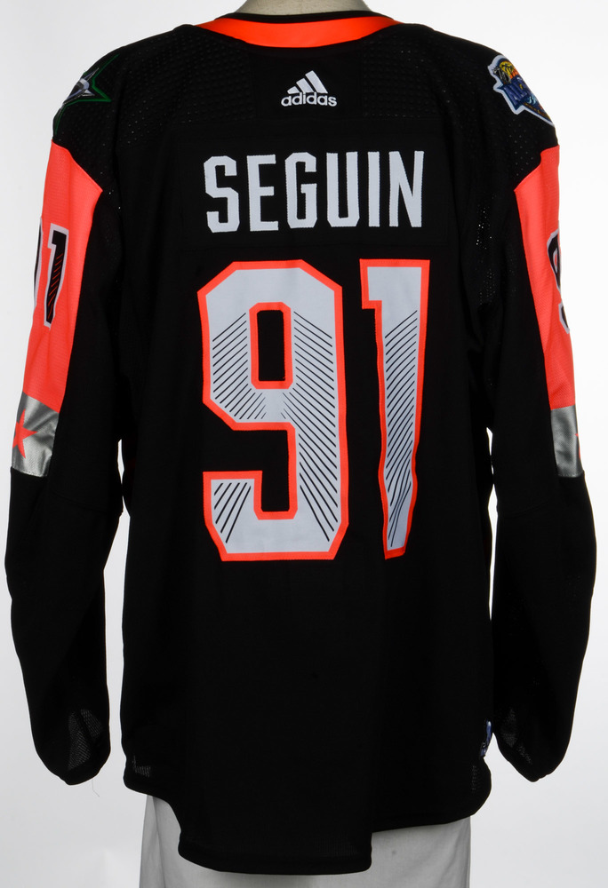 Tyler Seguin Dallas Stars Player-Issued 2018 All-Star Game Jersey