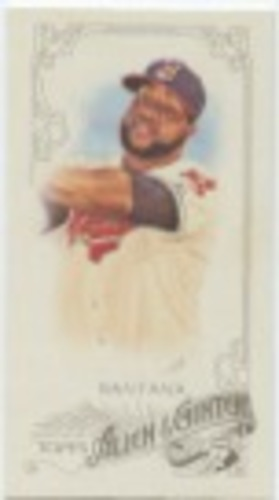 Photo of 2015 Topps Allen and Ginter Mini #11 Carlos Santana