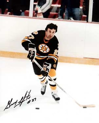GUY LAPOINTE Boston Bruins SIGNED 8x10 Photo