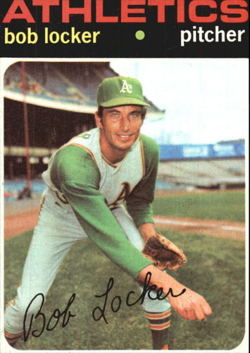 Photo of 1971 Topps #356 Bob Locker