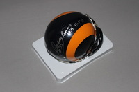 HOF - RAMS AENEAS WILLIAMS SIGNED RAMS MINI HELMET