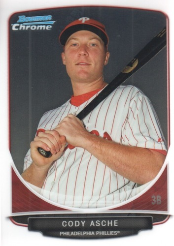 Photo of 2013 Bowman Chrome Prospects #BCP192 Cody Asche