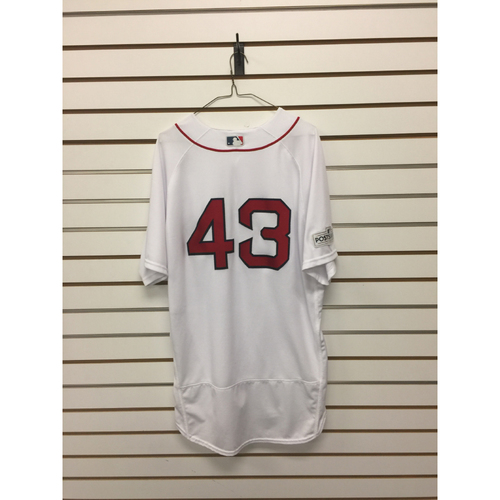 Photo of Addison Reed Team-Issued 2017 Home Jersey
