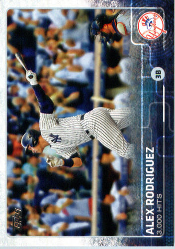 Photo of 2015 Topps Update #US33 Alex Rodriguez