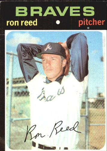 Photo of 1971 Topps #359 Ron Reed