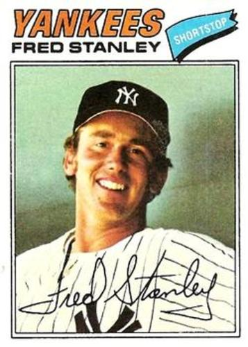Photo of 1977 Topps #123 Fred Stanley