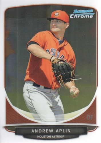 Photo of 2013 Bowman Chrome Prospects #BCP199 Andrew Aplin