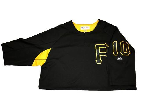 Photo of #10 Team-Issued Batting Practice Jersey