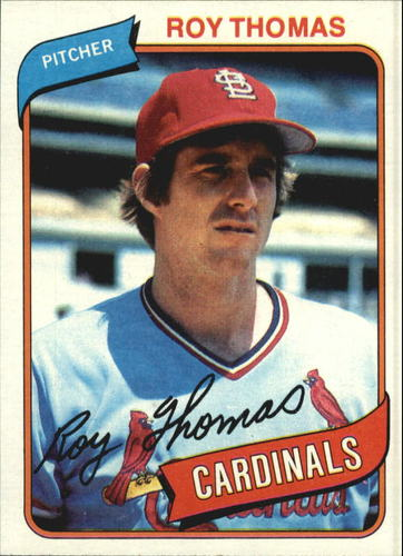 Photo of 1980 Topps #397 Roy Thomas DP