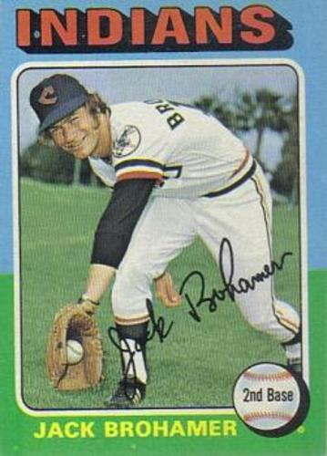 Photo of 1975 Topps #552 Jack Brohamer