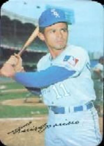 Photo of 1970 Topps Super #3 Luis Aparicio SP