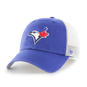 Toronto Blue Jays Blue Hill Flex Fit Cap Royal by '47 Brand