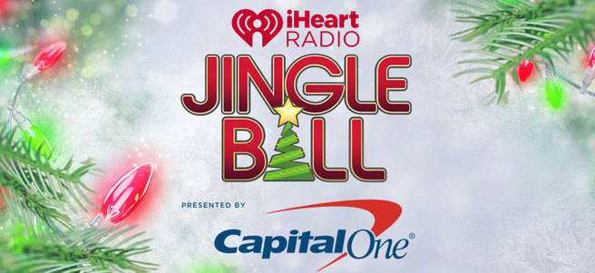 WiLD 94.9's FM's JINGLE BALL CONCERT IN SAN FRANCISCO - PACKAGE 2 of 3