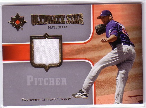 Photo of 2007 Ultimate Collection Ultimate Star Materials #FL Francisco Liriano