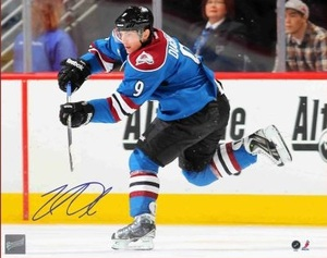Matt Duchene - Signed 8x10