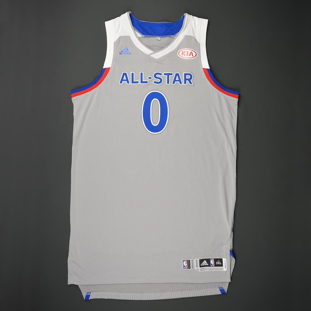 Kevin Love - 2017 NBA All-Star Eastern Conference - Game-Issued Jersey
