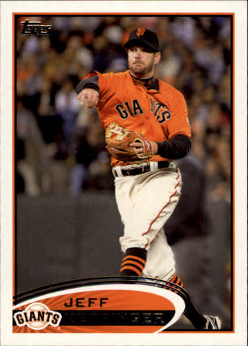 Photo of 2012 Topps #298 Jeff Keppinger