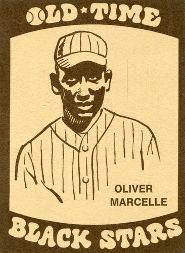 Photo of 1974 Laughlin Old Time Black Stars #3 Oliver Marcelle