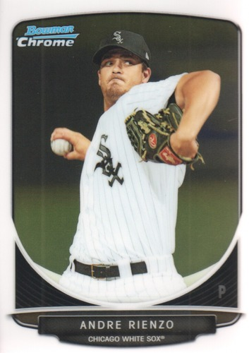 Photo of 2013 Bowman Chrome Prospects #BCP210 Andre Rienzo