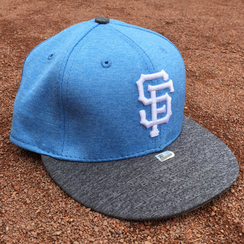 San Francisco Giants - Game-Used Cap - Fathers Day - Austin Slater