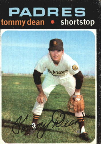Photo of 1971 Topps #364 Tommy Dean