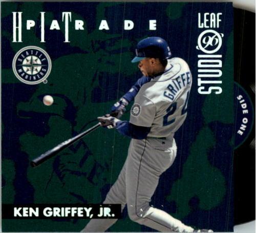 Photo of 1996 Studio Hit Parade #2 Ken Griffey Jr.