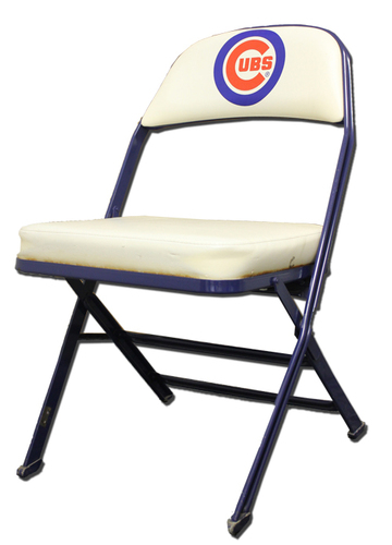Photo of Chicago Cubs Clubhouse Chair
