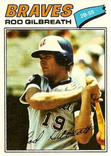 Photo of 1977 Topps #126 Rod Gilbreath