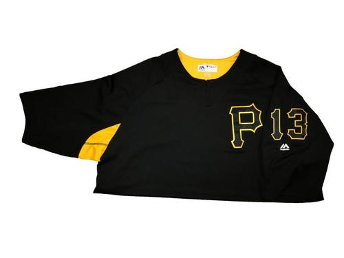 #13 Team-Issued Batting Practice Jersey