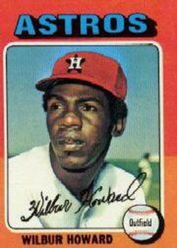 Photo of 1975 Topps #563 Wilbur Howard