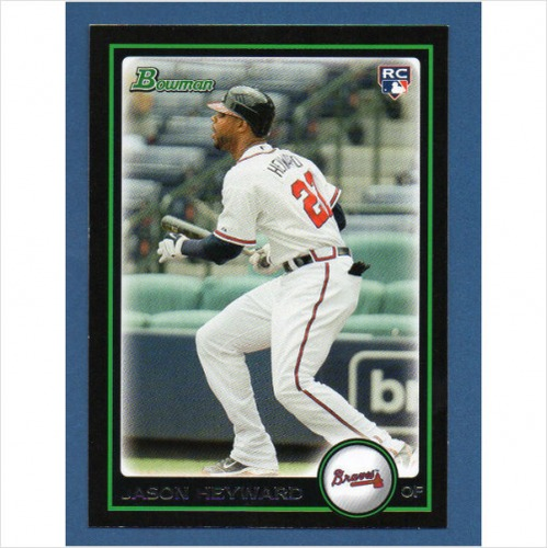 Photo of 2010 Bowman Draft #BDP40 Jason Heyward RC