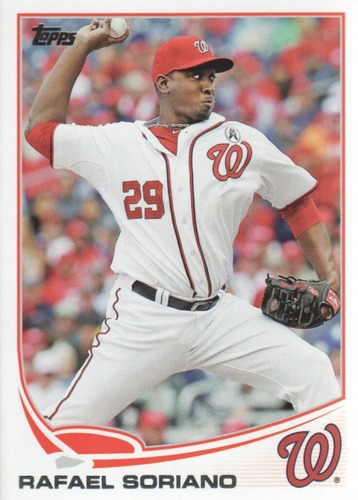 Photo of 2013 Topps Update #US61 Rafael Soriano