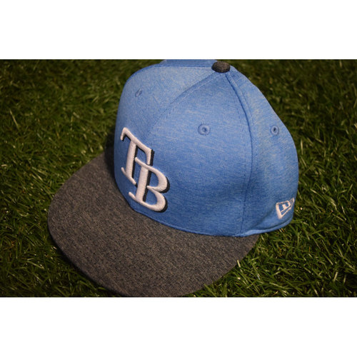 2017 Game-Used Fathers Day Hat: Chris Archer
